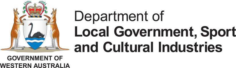 Government of WA: Department of Local Government, Sport and Cultural Industries
