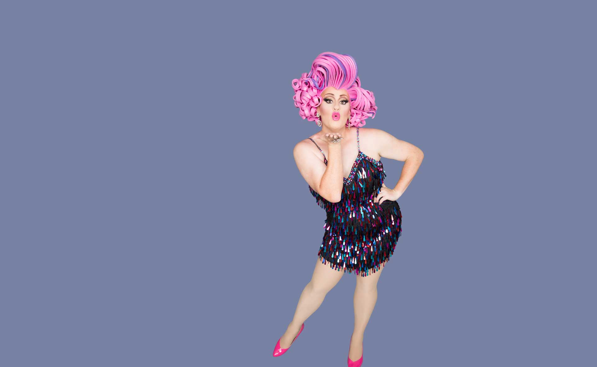 LIFE'S A DRAG: DeanMisdale